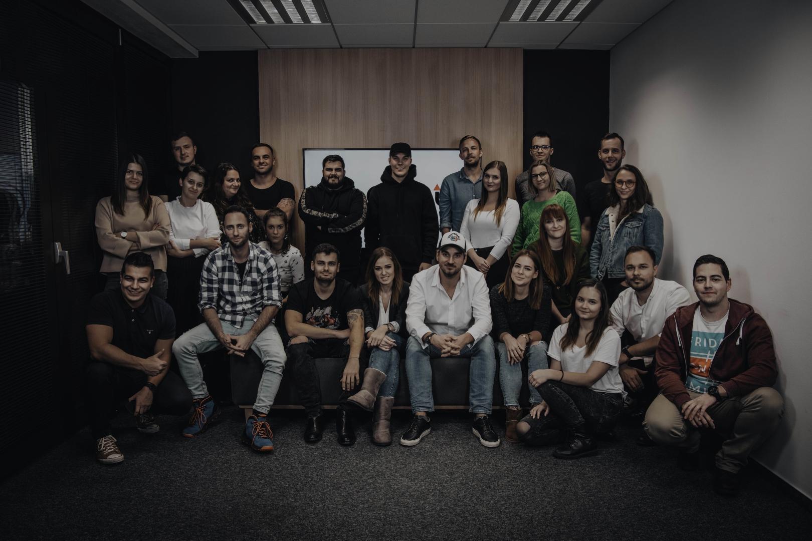 Najrýchlejšie rastúci media house <br />na Slovensku