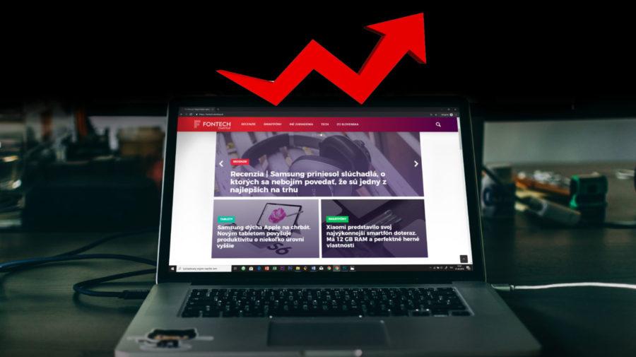 FonTech.sk zaznamenal rekordný rast. Medziročne narástol o viac ako 120 %